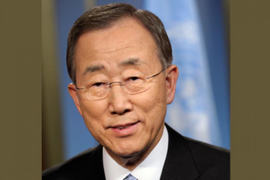 "UN Secretary-General Ban Ki-moon to Headline ""Do Good Generation"" Event at UMD, Oct. 14"