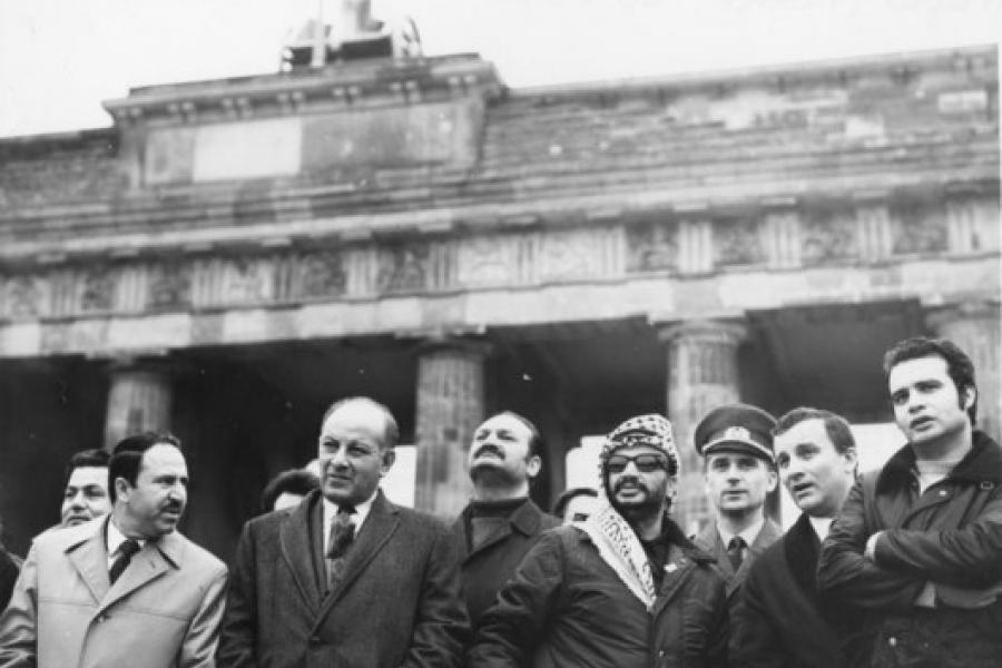 Undeclared Wars on Israel: East Germany and the West German Far Left 1967-1981: An Interview with Jeffrey Herf