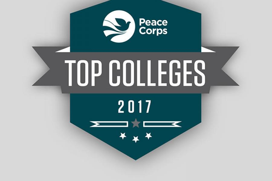 UMD Among Peace Corps' Top Volunteer-Producing Colleges