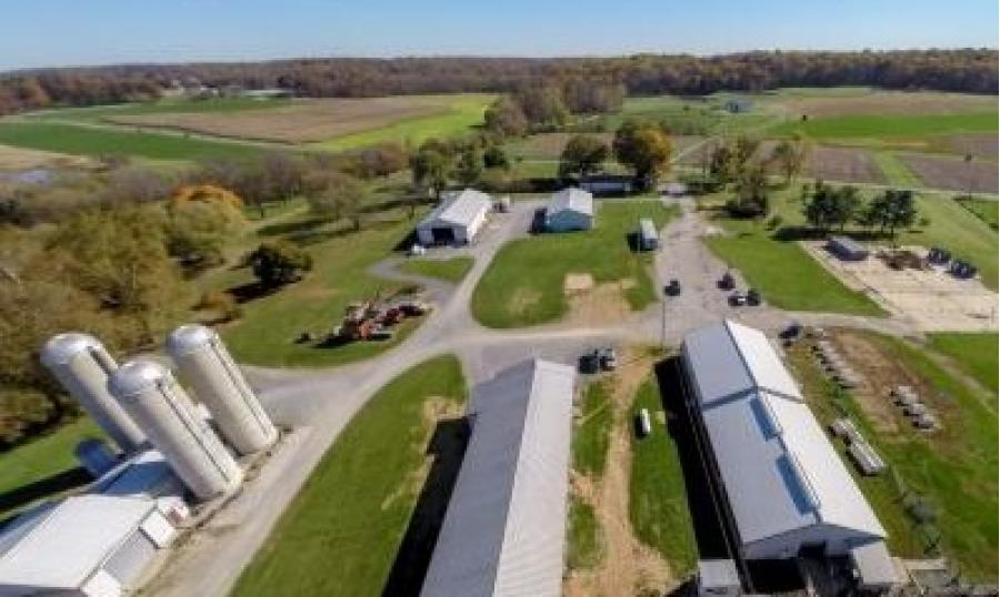 University of Maryland Dairy Receives Milk Quality Award from Land O` Lakes