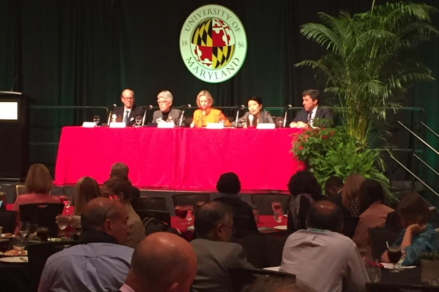 UMD Hosts Successful Climate Action 2016 Forum on Campus
