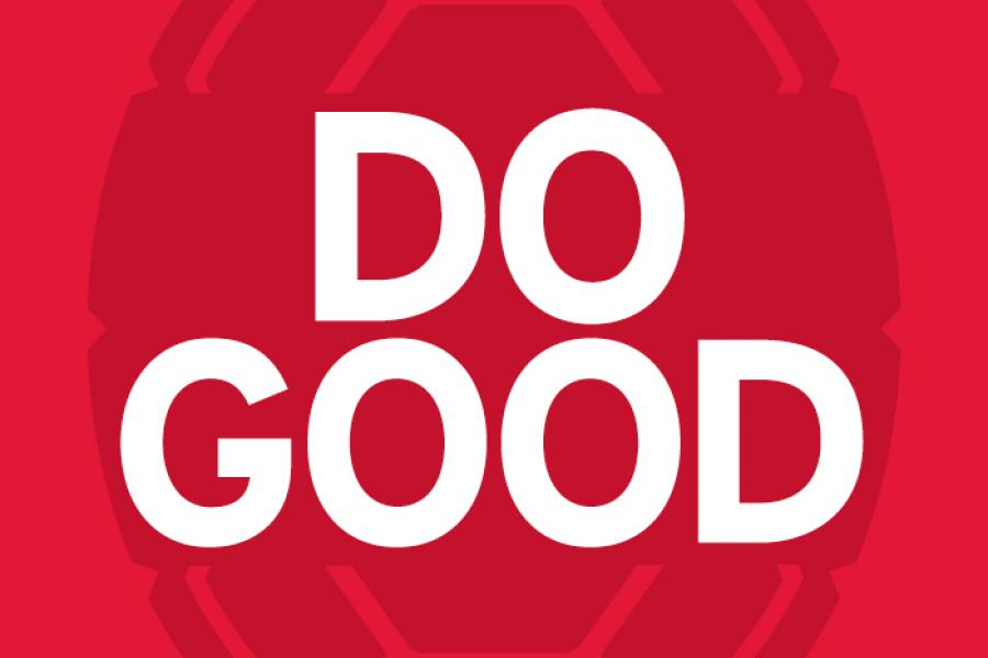 "UMD Launches Transformative Initiative to ""Do Good"""