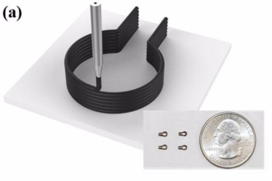University of Maryland Researchers Use Graphene to 3D Print Micro-Scale Heating Elements