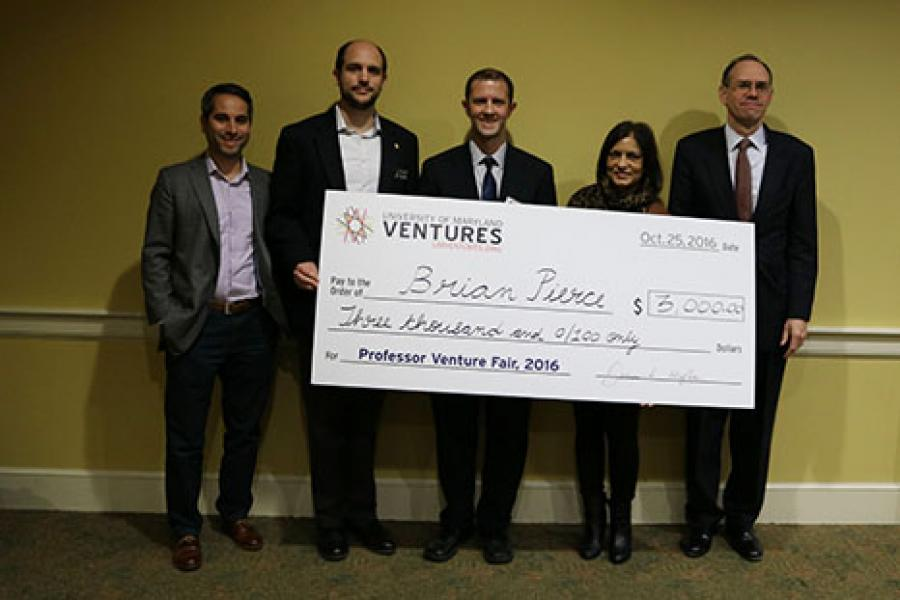 UMD Researchers Pitch Bioscience Technologies at Annual Professor Venture Fair
