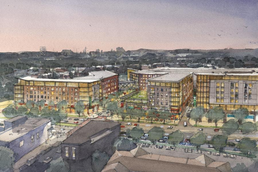 Vibrant Mixed-Use Development to Transform Southern Gateway at UMD