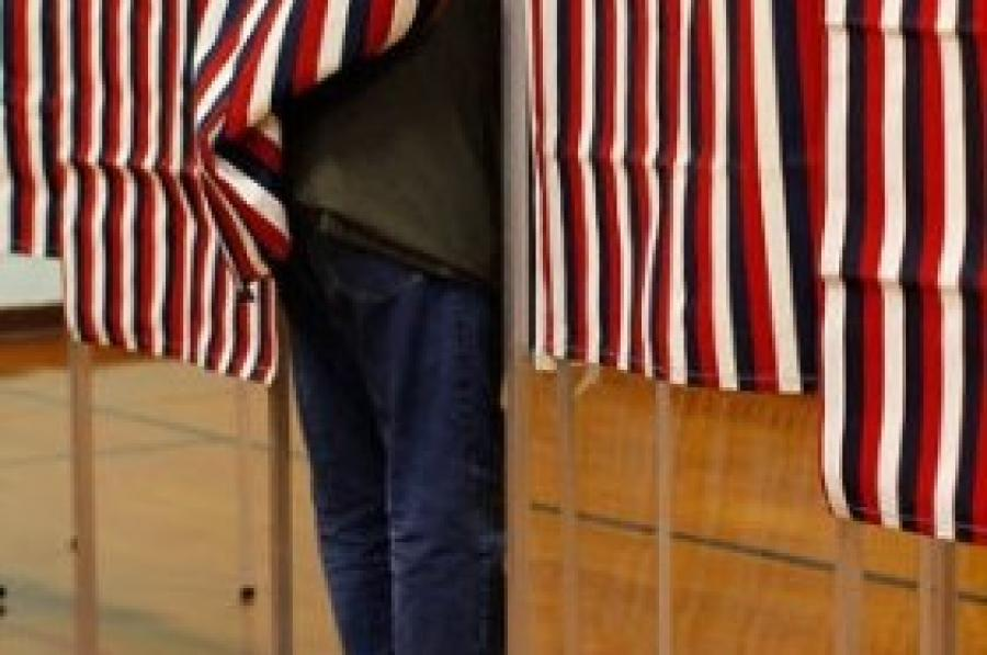 "Voters Concerned About ""Rigged"" System Heading Into Election Day"