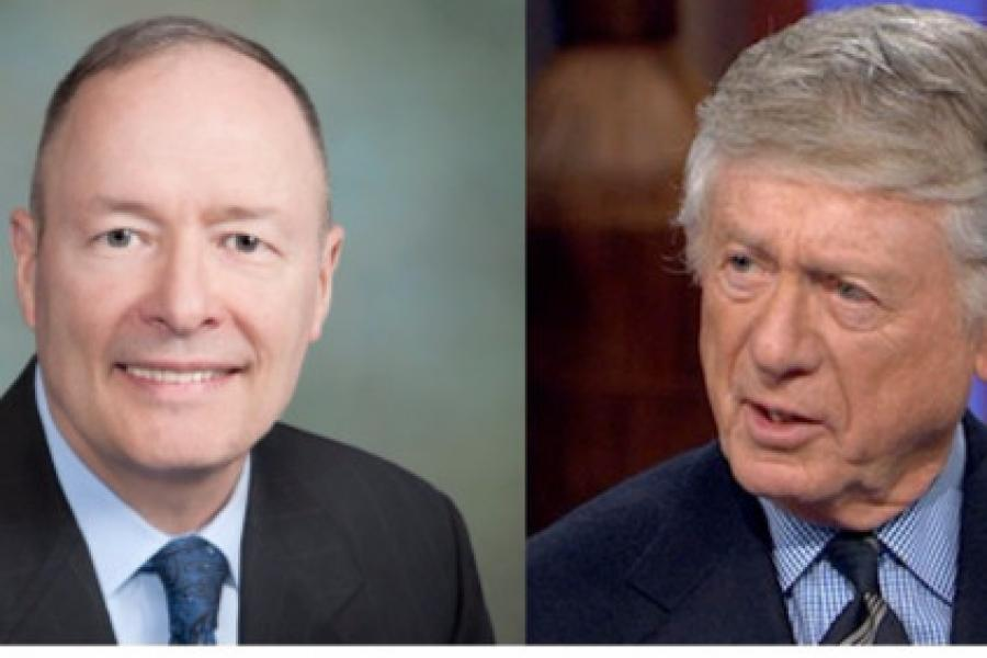 Dec. 6: Weapons of Mass Disruption: A Conversation with Gen. Keith Alexander (Ret.) and Ted Koppel