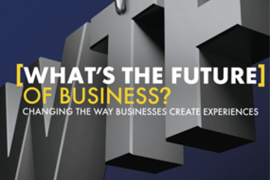 What's The Future of Business -
