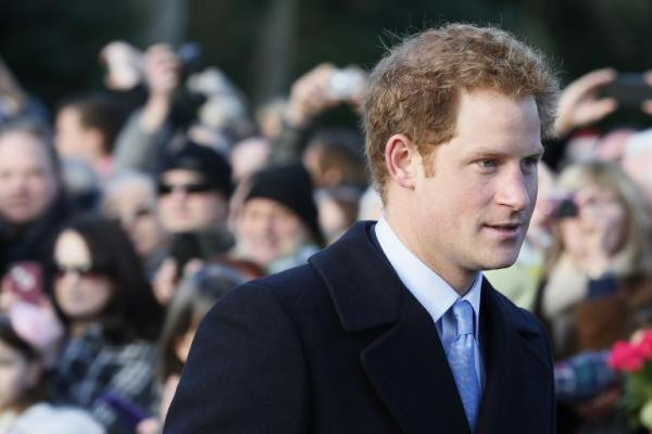 Who is prince harry s real father