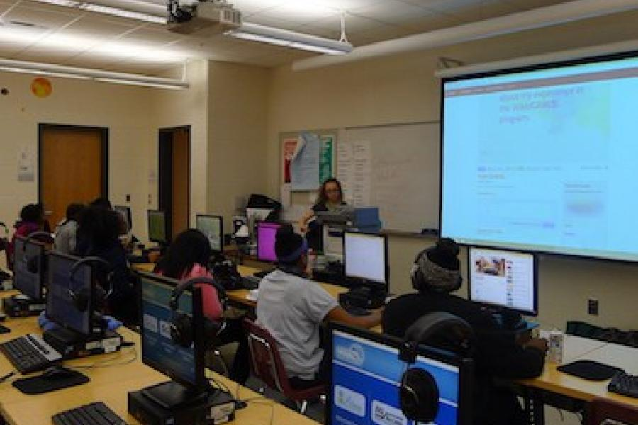 Wikid GRRLs Project Grows Its Success Thanks to FIA Seed Grant Program