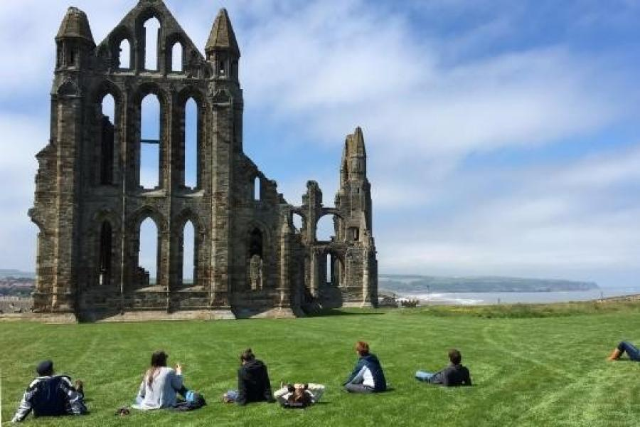 World MAPP: Students Survey the Sites and History of Kiplin