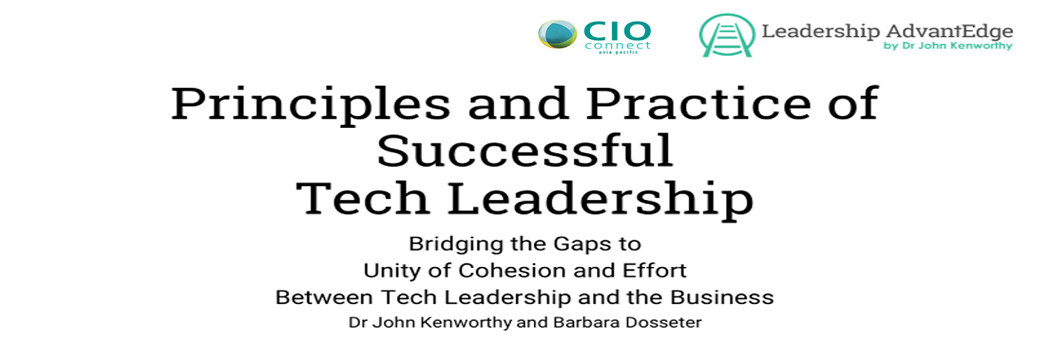 Principles of Tech Leadership - Download the PDF Report