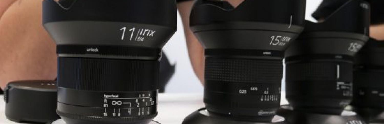 Irix 11mm f/4 full frame lens for Nikon F-mount officially...