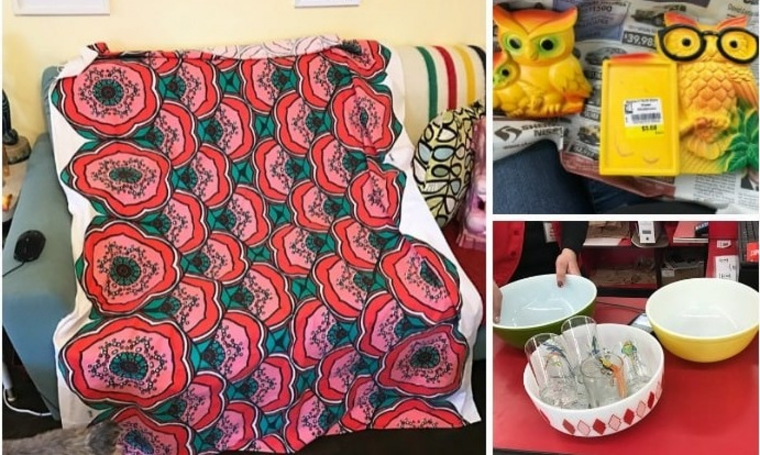 Karlynn's Thrift Hauls - March 19th Edition - The Kitchen Magpie