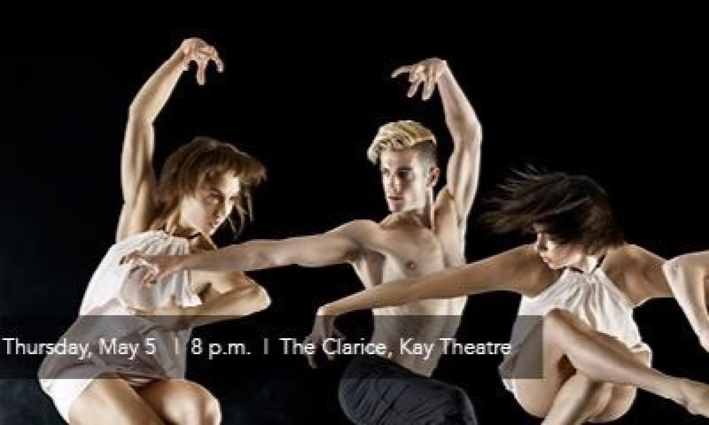 Les Ballets Jazz de Montréal | College of Arts & Humanities