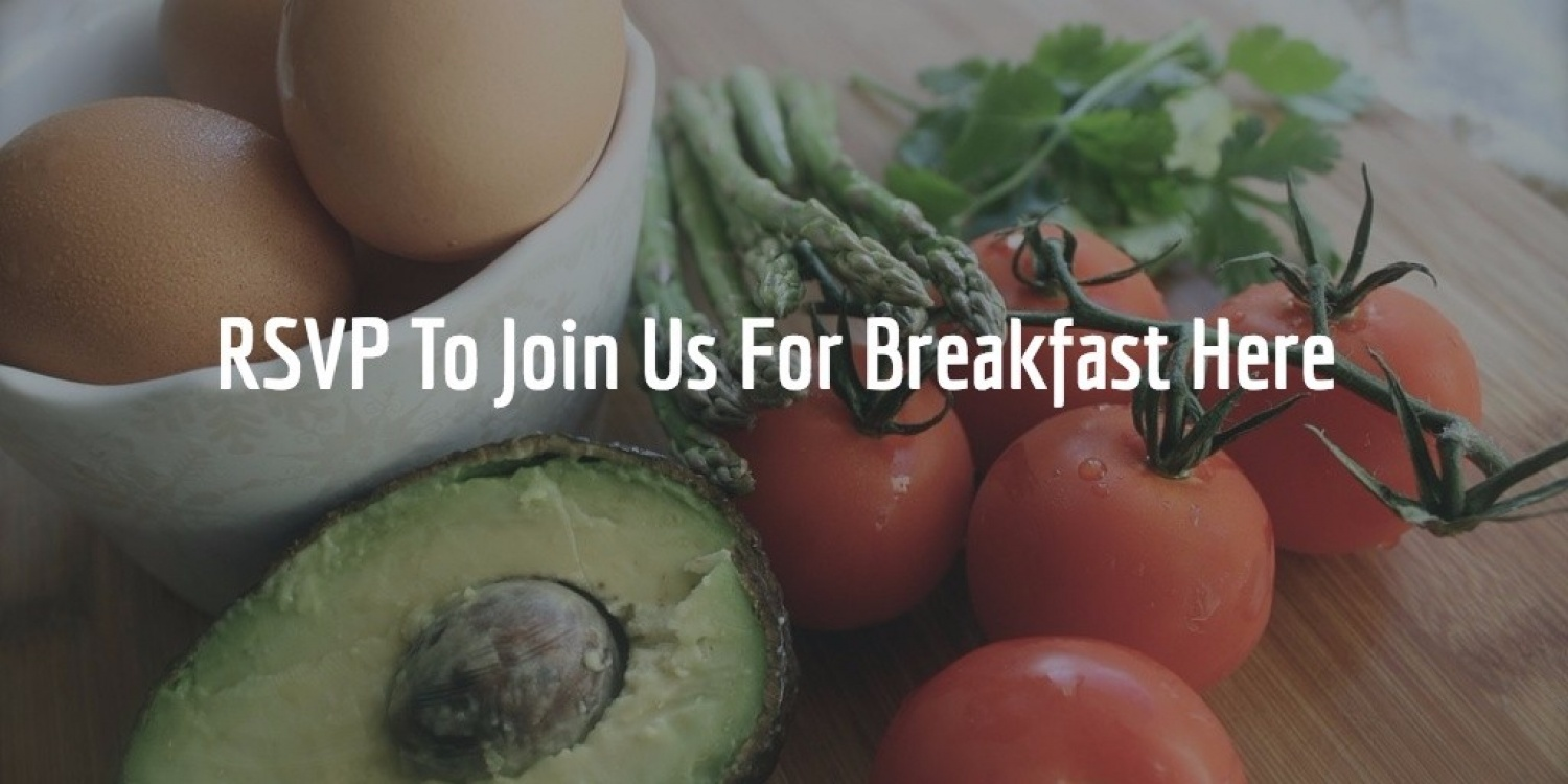Fortnightly Breakfast Is Next Week! @Work Hubs