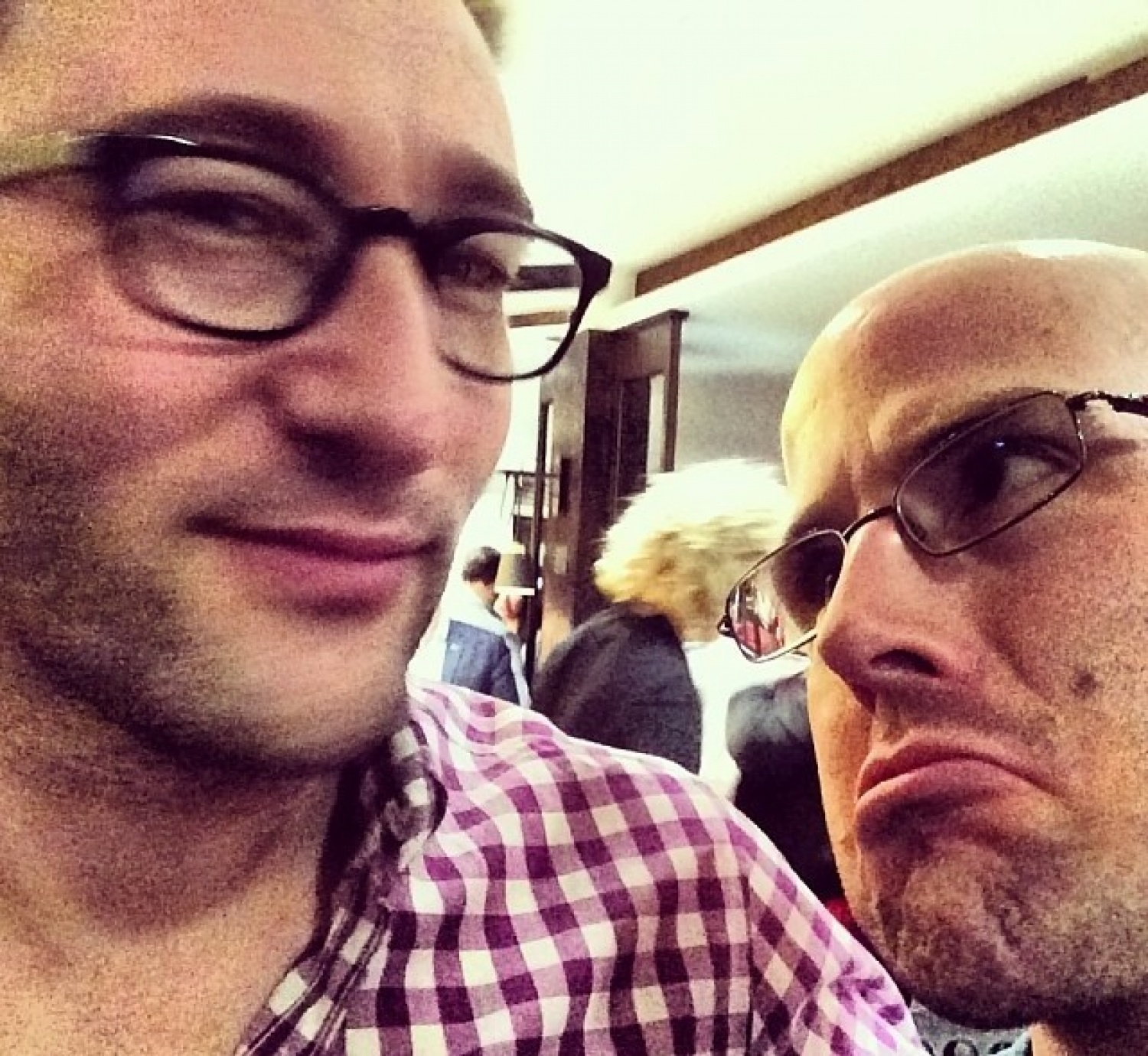 Simon Sinek On Leadership With Mitch Joel