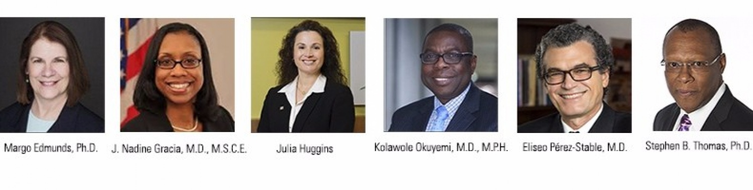 Achieving Health Equity: From Disparities Research to ActionResearch on the Hill | Sept. 8, 2016