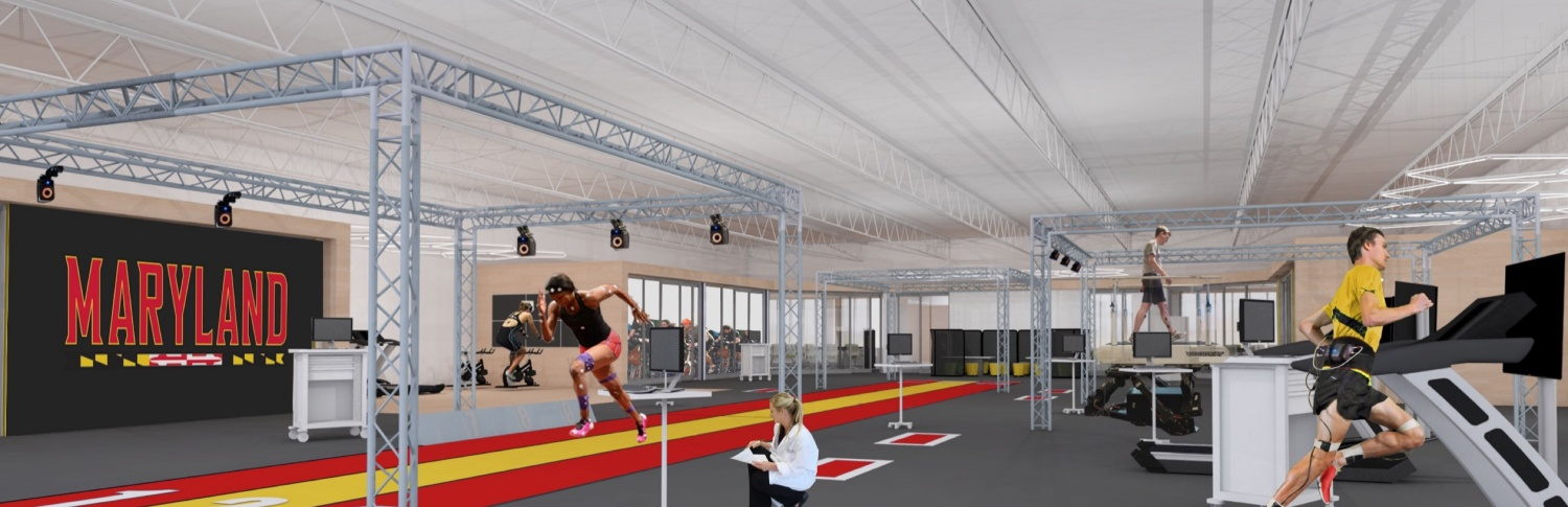 Video: UMD Strategic Partnership Unveils Center for Sports Medicine, Health and Human Performance