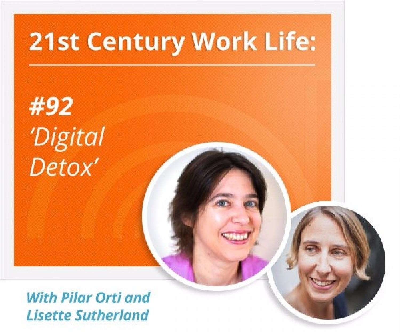 Digital Detox - Virtual, not Distant