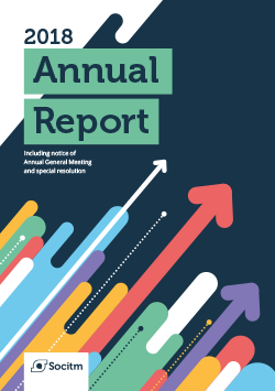 Publication: Annual Report 2018