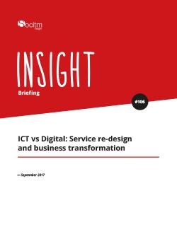Briefing 106 - ICT vs Digital
