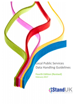 Local Public Services Data Handling Guidelines