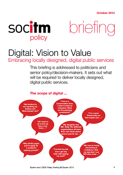 Publication: Digital Vision to Value