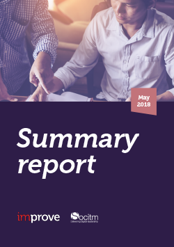 Improve summary report 2018
