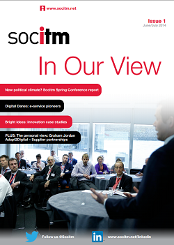 Publication: In Our View (Issue 1)