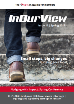In Our View (Issue 11) - Small steps, big changes