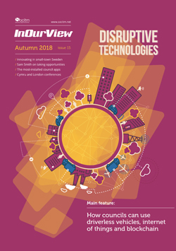 In our View Issue 15 - Disruptive Technologies