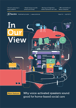 Publication: In our View Issue 16 - How Social Care Can Adopt Home Technology