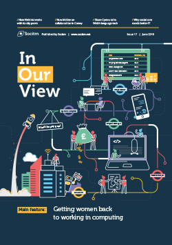 Publication: In our View Issue 17 - Getting women back to working in computing