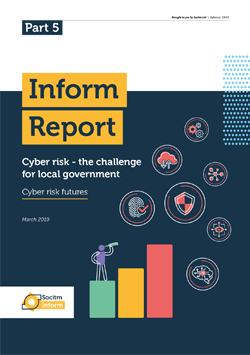 Publication: Inform Report - Cyber risk - cyber risk futures - Part 5