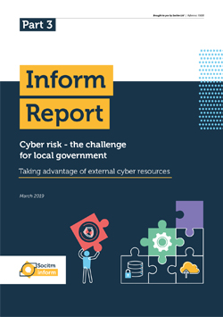 Publication: Inform Report - Cyber risk - taking advantage of external resources - Part 3