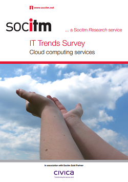 Publication: IT Trends Survey - Cloud computing services