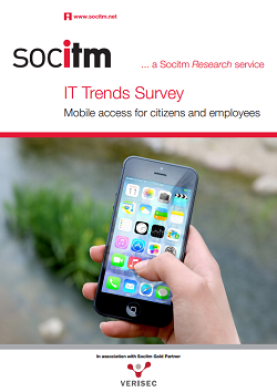 Publication: IT Trends Survey - Mobile access for citizens and employees
