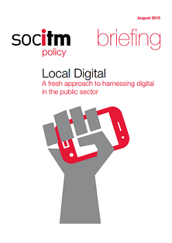 Publication: Local Digital: A fresh approach to harnessing digital in the public sector