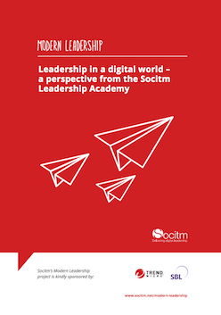 Modern Leadership - Leadership in a Digital World.