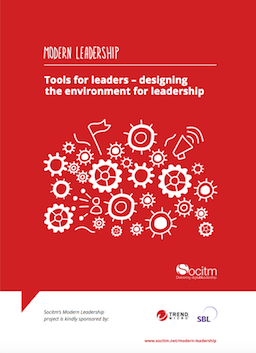 Modern Leadership - Tools for Leaders