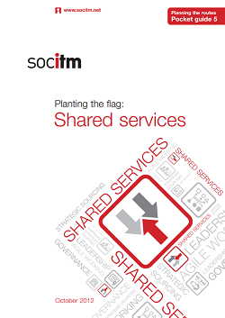 Publication: Planning the Routes Pocket Guide 5 - Shared services
