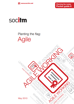 Publication: Planning the Routes Pocket Guide 6 - Agile