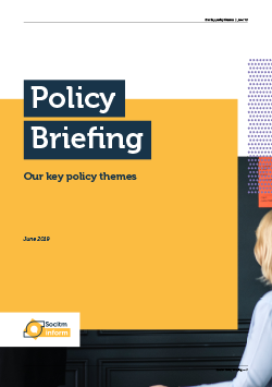 Publication: Policy Briefing - Our Key Policy Themes