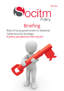 Publication: Role of local government in National Cybersecurity Strategy