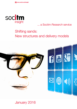Publication: Shifting sands - New structures and delivery models