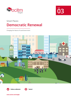 Smart Places - Guide 3: Democratic Renewal