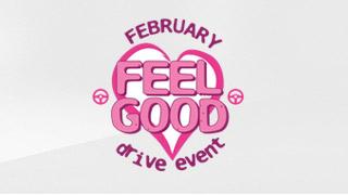 Feel Good Drive Event