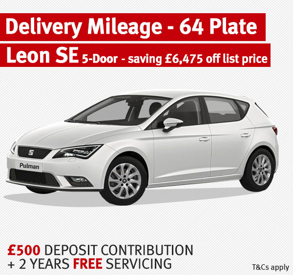 Delivery Mileage - Now only £14,000