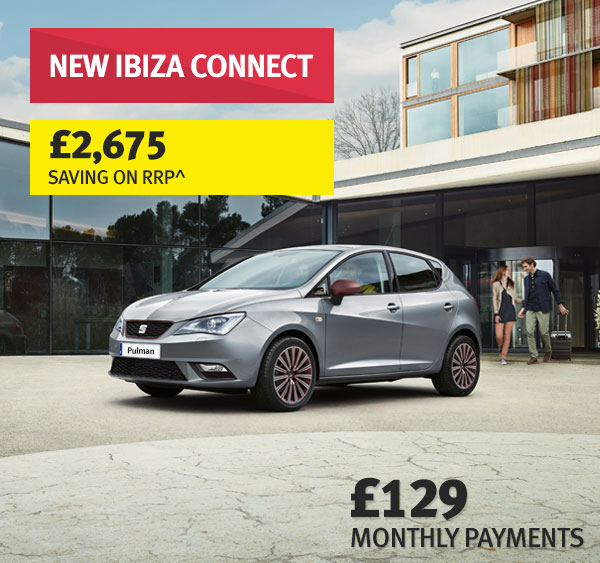 New Ibiza SC FR Black - £183 per month